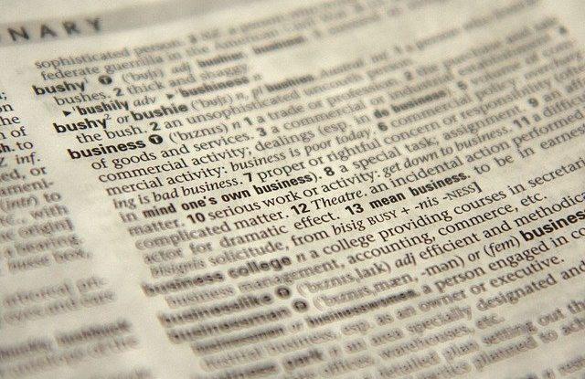Få et forklaringen på de tekniske ord i WordPress